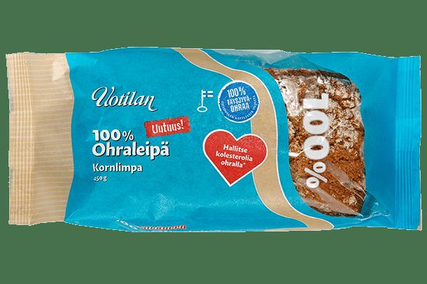 Uotilan 100% Ohraleipä