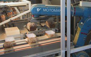 Uotilan leipomon leipomotila 90-luvulla